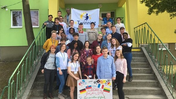 The second short term student mobility held in Slovakia on 25-29 the of March.