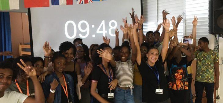 #Erasmusdays 2019 in Guadeloupe school